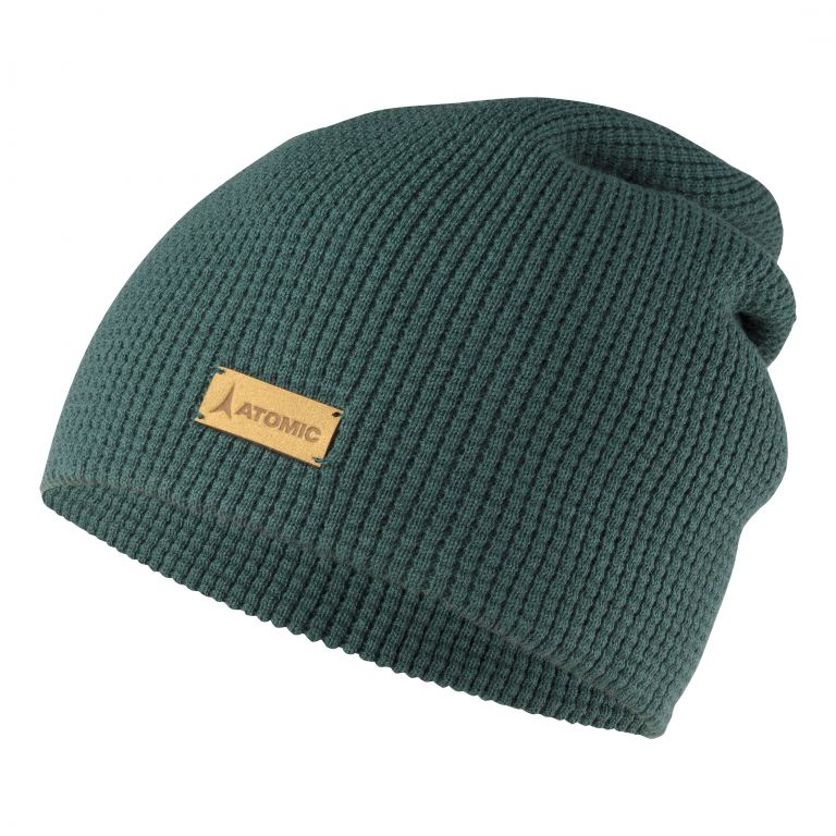 Atomic ALPS SLOUCH BEANIE-Green