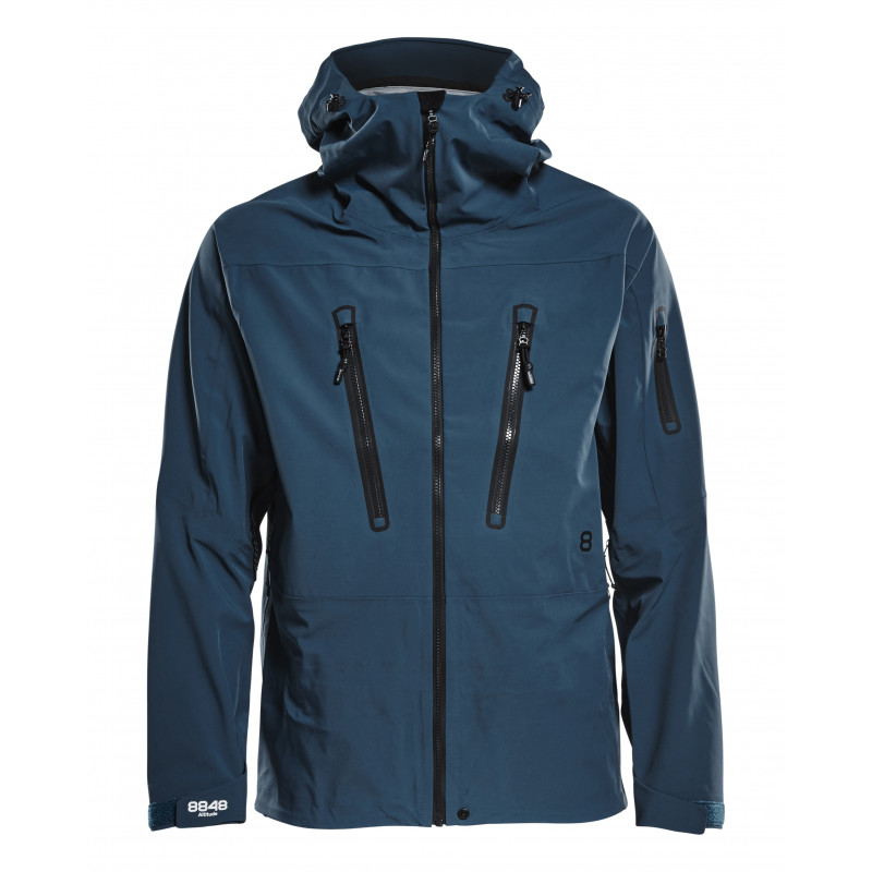 8848 Altitude Gansu Jacket Deep Dive