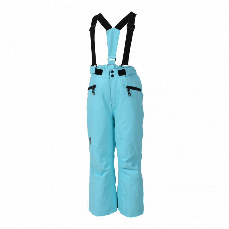 Colorkids SANGLO PADDED SKI PANTS Blue Fish