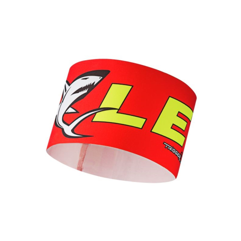 Leki RACE shark headband