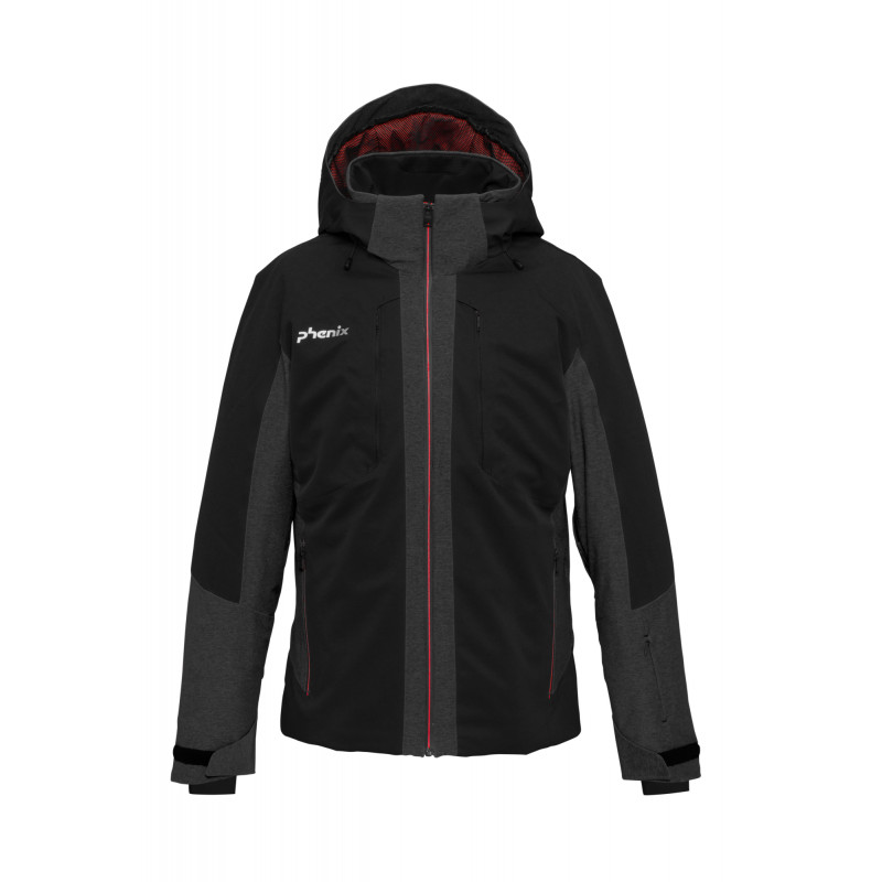 Phenix NISEKO JACKET Black
