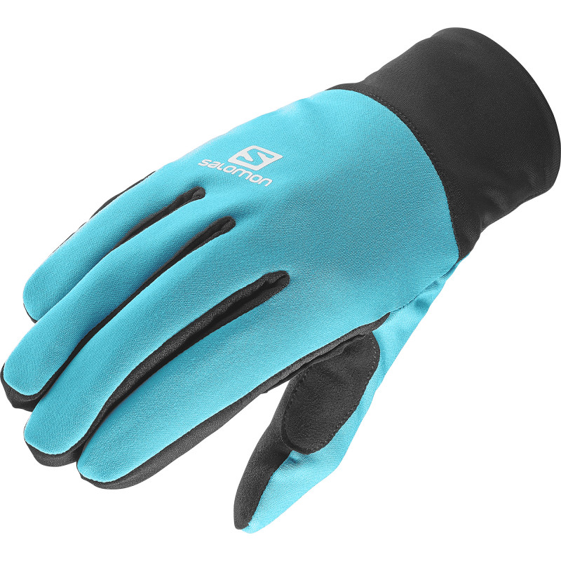 Salomon EQUIPE GLOVE W Blue Bird