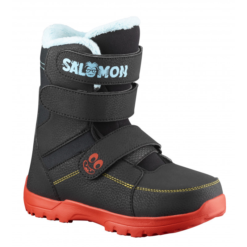 Salomon WHIPSTAR Black
