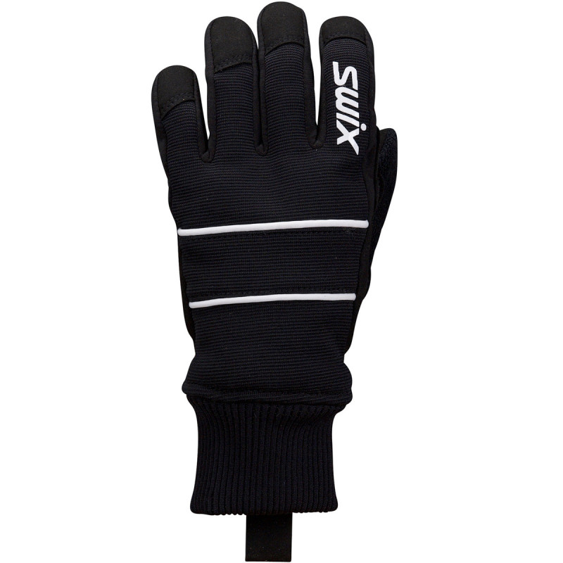 Swix STAR XC rukavice Jr, Blk